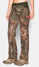 $130 Under Armour Scent Control Women's Sz 12 Speed Freak Hunting Pants 1248182