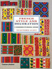 French Style and Decoration by Stafford Cliff (Hardback, 2008)