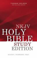 NKJV, Outreach Bible, Study Edition, Paperback by Thomas Nelson BRAND NEW!!!