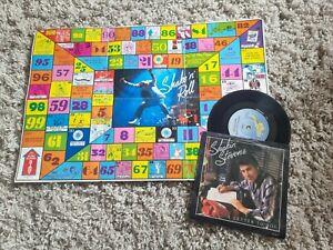 Shakin Stevens A Letter To You 7 Inch Poster Bag !