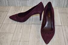Nine West Raheza Heels, Women's Size 8.5 M, Wine