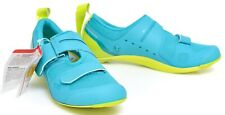 Specialized Trivent SC Triathlon Shoes EU 38.5 US Women 7.5 3 Bolt Turquoise Tri