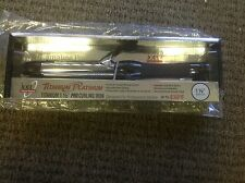 "Ion titanium solutions platinum 1.5"" pro curling iron model 301196"