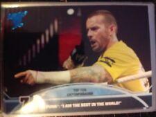 2013 Topps Best of WWE Top Ten Catchphrases #7 CM Punk