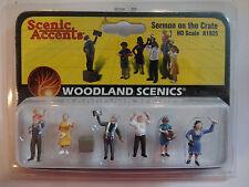 Woodland Scenics Ho #1925 Sermon on the Crate