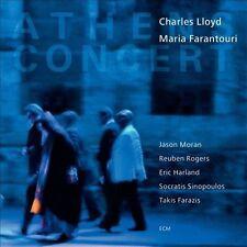 THE CHARLES LLOYD QUARTET/MARIA FARANTOURI/CHARLES LLOYD - ATHENS CONCERT (NEW C