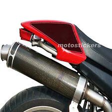 Ducati Monster - Kit Tabelle portanumero posteriori 1 colore - racing decals