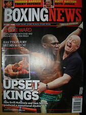 BOXING NEWS 22 MAY 2009 SAM SEXTON DEFEATS MARTIN ROGAN