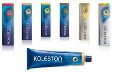 coloration wella koleston perfect 60 ml  teintes 1 a 12