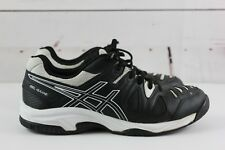 Asics Gel-Game Men's Juniors Black Sz 7 Tennis Shoes C502Y