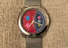 Men's Vintage Bulova Watch - RARE / United Colors of Benetton