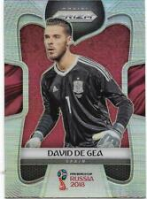 2018 Panini FIFA World Cup Silver Prizm (198) David DE GEA Spain