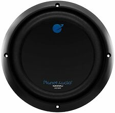 Planet Audio AC8D Anarchy8 inch DUAL Voice Coil (4 Ohm) 1200watt Subwoofer, New