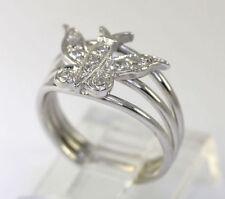 Anillos de joyería con diamantes i