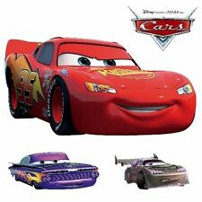 CARS Lightning McQueen DISNEY WALL DECAL ART MURAL DECOR STICKERS 1,5 m