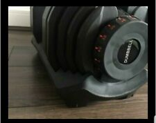 ADJUSTABLE DUMBBELLS 5kg to 40Kg (PAIR x2) BRAND NEW IN BOX!
