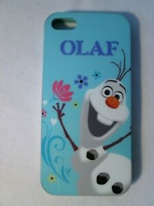 iPhone 5 Phone Case with Disney's Frozen 'Olaf' Design