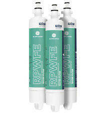 GE RPWFE Refrigerator Water Filter 3 Pack