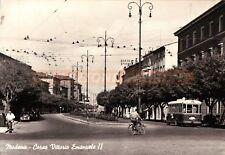 CARTOLINA DI MODENA - CORSO VITTORIO EMANUELE II 1961 -  C9-64