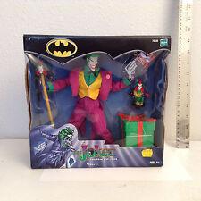 HASBRO THE JOKER CLOWN PRINCE OF CRIME Action Figure 2001 Batman DC Comics