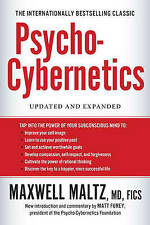 Psycho-Cybernetics: Updated and Expanded by Maxwell Maltz