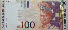 RM100 Ali Abul Hassan side sign Note AG 6858083