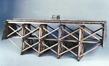 Wooden Straight HO Scale Model Railroads Train Tracks