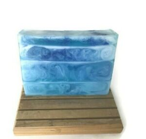 Salty Sea Air Scent - Homemade Shea Butter Soap