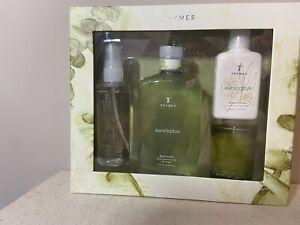 NIB Thymes Eucalyptus Gift Set
