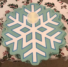 """Lot of 10 - Kid's Snowflake Costume - Apparel Accessories - 1 Piece - 34"""" x 32"""""""
