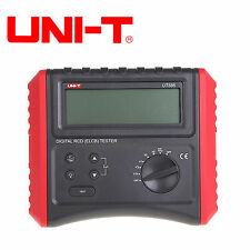 UNI-T DIGITAL RCD ELCB TESTER 240v CIRCUIT BREAKER UT585 trip time current AU