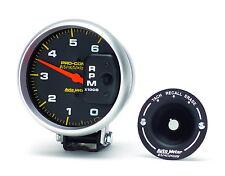 AUTO METER 6806 PRO-COMP 5'' DIESEL MEMORY TACH 6000 RPM