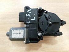 Window Regulator Motor Left Front Citroen C5, 128000781, 0130822444