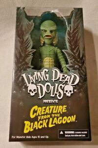 Living Dead Dolls CREATURE FROM THE BLACK LAGOON Mezco NEW LDD Presents Monsters