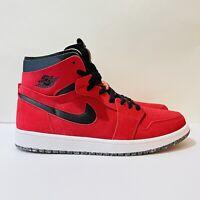 Air Jordan 1 Zoom Air CMFT Gym Red Sz 10.5 DEADSTOCK DS CT0978 600