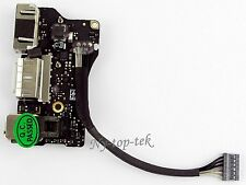 "Original Power Jack Board for MacBook Air 13"" A1466 2013 2014 MD760 820-3455-A"