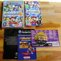Jeu MARIO PARTY 4 sur Nintendo GameCube GC (COMPLET) PAL Remis à neuf