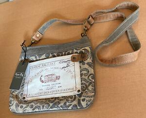 Myra Bag™ Chateau Margaux Army Green Crossbody Bag
