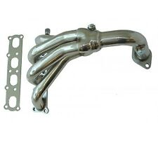 Manzo Stainless Steel Header FOR 2001-2003 Mazda Protege 5 2.0L