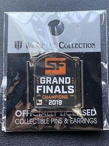 2019 Overwatch San Fransisco Grand Finals Champions Promo Enamel Pin