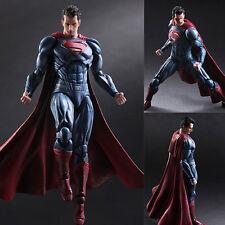 Play Arts Kai Superman from Batman Vs Superman: Dawn of Justice Dc Comics