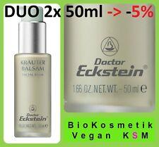 Duo Kräuter Balsam 100 ml Dr.Eckstein Kosmetik für fettende oder unreine Haut