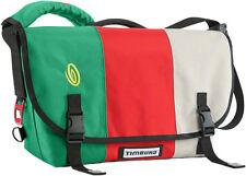 Timbuk2 Classic Messenger Bag Emerald Red Tusk Medium New