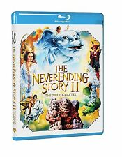 THE NEVERENDING STORY II 2 : NEXT CHAPTER -  Blu Ray - Sealed Region free