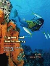 Organic and Biochemistry, New, Odian, George, Blei, Ira Book