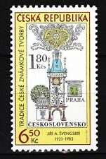 CZECH REPUBLIC 2004**MNH SC#3228 Czech Stamp Production