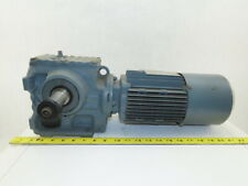 Sew Eurodrive S57-DT80N6/BMG/TF/IS 71.75:1 Gear Motor 277/480V 3Ph 1100/15RPM