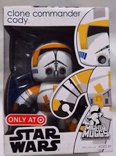 2008 Star Wars Mighty Muggs CLONE COMMANDER CODY Target Exclusive