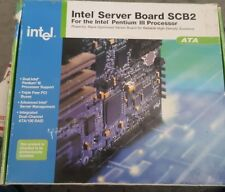 Intel server Board SCB2 vintage for collectors or enthusiasts