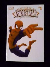 ULTIMATE SPIDER-MAN COMIC READER 1. MARVEL.